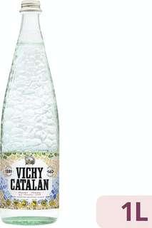 Vichy Catalán Agua mineral con gas1 L