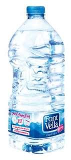 Agua mineral Font Vella - Carrefour Market