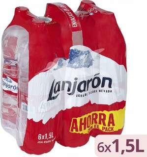 Lanjarón Agua mineral natural