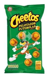 Aperitivo horneado sabor a queso Pelotazos Cheetos - Carrefour Market