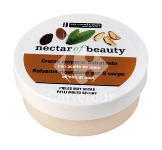 Bálsamo corporal reparador con aceite de nuez para piel muy seca - Nectar of Nature Les Cosmetiques - Carrefour Market