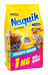 Nesquik cacao soluble instantaneo 1 Kg