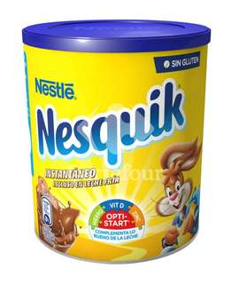 Cacao soluble instantáneo - Sin Gluten Nesquik - Carrefour Market