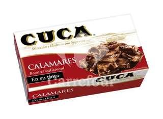 Calamares trozos en su tinta Cuca - Carrefour Market