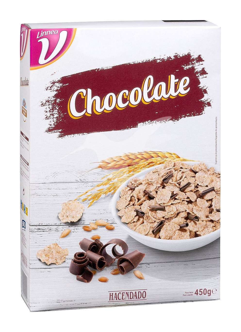 Cereal Copos De Arroz Y Trigo Integral Con Chocolate Mercadona Online