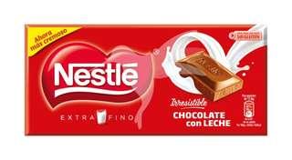 Chocolate con leche extrafino sin glutén - Carrefour Market