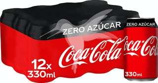 Coca-Cola zero 12 x 330 ml