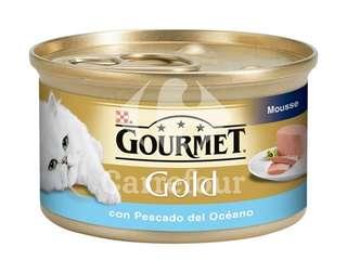 Comida para gatos con Pescado del Oceano Gourmet - Carrefour Market