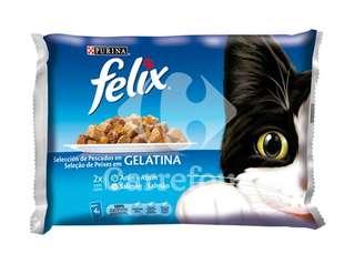 Comida para gatos Pescado Gourmet - Carrefour Market