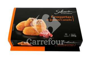 Croqueta de jamon curado CARREFOUR - Carrefour Market