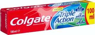 Colgate Dentífrico triple acción 100 ml