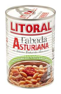 Fabada asturiana Litoral - Carrefour Market