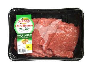 Filete fino añojo extratierno (bandeja de 500gr) - Carrefour Market