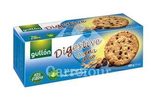 Galletas digestive avena choco Gullón - Carrefour Market