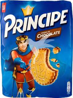 Príncipe Galletas rellenas de chocolate 2 x 300 gr