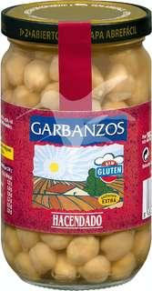 Garbanzos cocidos 210 gr