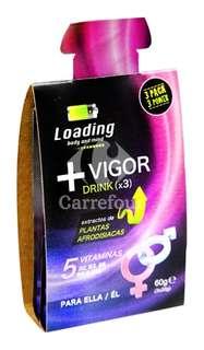 Gel vigorizante Loading - Carrefour Market
