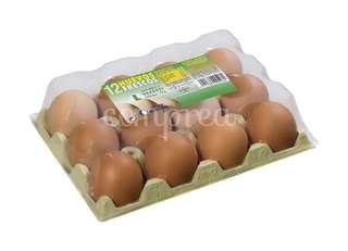 Huevos grandes L docena
