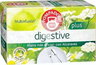 Infusión digestive plus