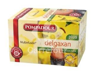 Infusiones Delgaxan con alcachofa en bolsitas - Carrefour Market