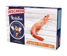 Pescanova Langostino cocido extra 800 gr - Carrefour Market
