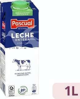 Pascual Leche entera 1 L