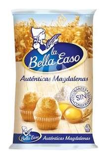 Magdalenas redondas 10 ud. La Bella Easo - Carrefour Market