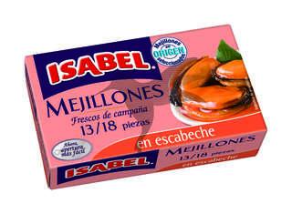 Isabel Mejillón Escabeche 13-18 - Carrefour Market