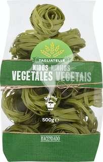 Nidos vegetales de espinacas 500 gr