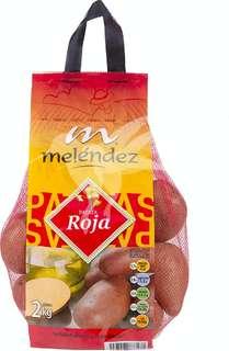 Patatas Rojas 2 Kg