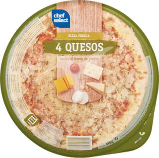 Chef Select Pizza 4 quesos