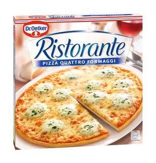 Dr. Oetker - Ristorante Pizza Quattro Formaggi 270 gr - Carrefour Market