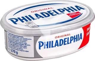 Philadelphia Queso blanco natural para untar 270 gr
