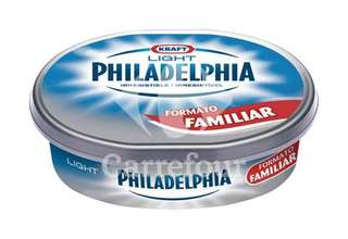 Queso de untar light Philadelphia - Carrefour Market
