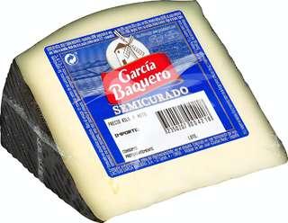 Garcia Baquero Queso semicurado 320 gr