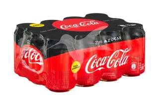 Refresco de cola zero Coca-Cola - Carrefour Market