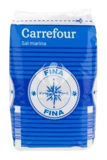 Sal marina fina Carrefour - Carrefour Market