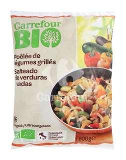 Salteado de verduras asadas CARREFOUR BIO - Carrefour Market