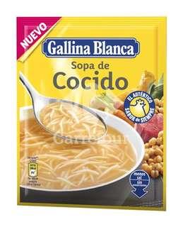 Sopa de cocido Gallina Blanca - Carrefour Market