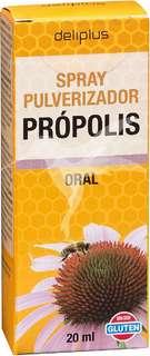 Spray própolis + echinacea (previene la irritaciòn de garganta)