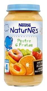 Tarrito postre de 6 frutas Nestlé - Carrefour Market