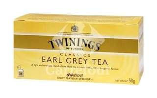 Té Earl Grey Twinings - Carrefour Market