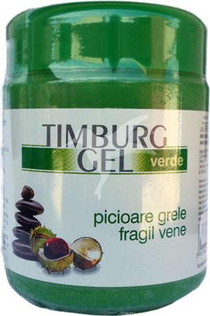 Gel verde de masaj Timburg, g, Transrom - Farmacia Dav