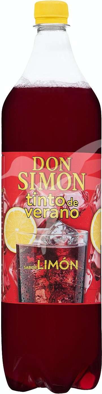 Tinto De Verano Con Limón Don Simón El Corte Inglés Online