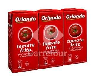 Tomate frito Orlando - Carrefour Market