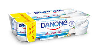 Yogur natural azucarado Danone - Carrefour Market