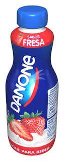 Yogur para beber sabor fresa Danone - Carrefour Market
